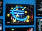 Auch einen EU-Pavillion gibt es. Es ist ein Doppelpavillion mit Belgien.