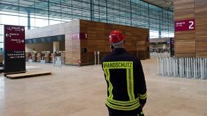 BER Brandschutz Flughafen