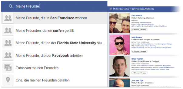 Facebook Graph Search Social 2