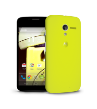 Moto X: Verfügbar in über 200 verschiedenen Farbkombinationen.