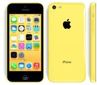 iPhone 5C: Einfach nur gelb und Plastik.