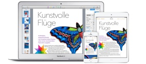 Keynote iClous Mac iOS
