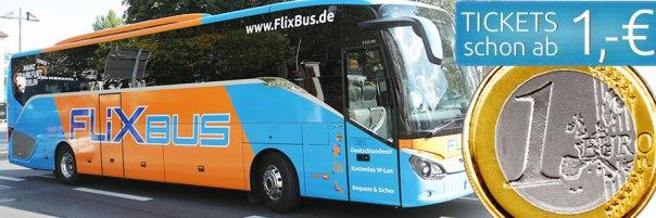 flixbus 1 euro