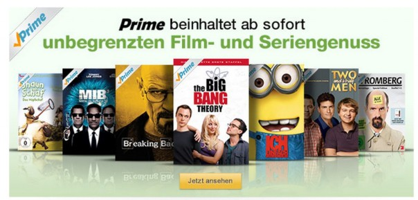 Amazon Prime Instant Video Sponsored Chillers Blog